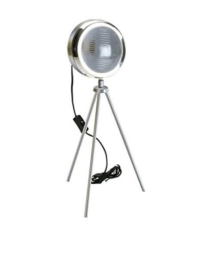 Mimma Lighting Lámpara De Mesa Plata