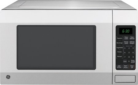 GE JES1656SRSS 1.6 Cu. Ft. Stainless Steel Countertop Microwave (Ge Sensor Microwave Oven Parts compare prices)