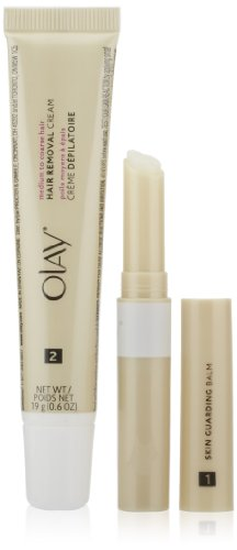 Olay Smooth Finish Facial Hair Removal Duo, 1 Count front-815184
