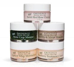 Eminence Organic Skincare. Travel Starter Set for Normal Skin from Eminence Organic Skincare