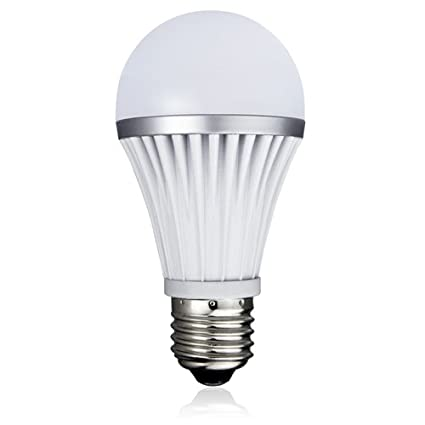Lighting EVER 7W A19 LED Bulb, High Performance Samsung LED, Daylight White, 60W Incandescent Bulb Replacement $8.99