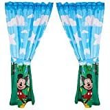 Disney Mickey Mouse Clubhouse Window Drapes, 42 X 63