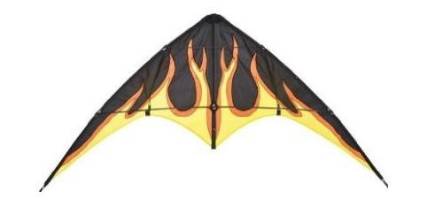 HQ Kites Bebop Series Dual Line Fire Kite