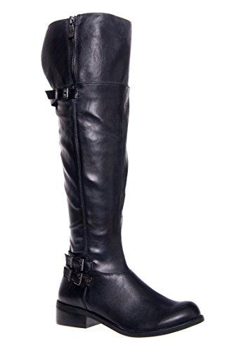 Krush Knee High Boot