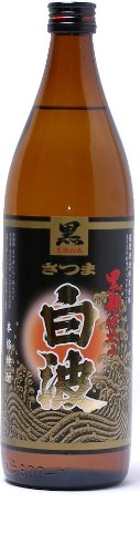 Shiranami Kuro-koji Jikomi Shochu 900ml