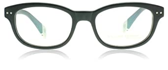 William Morris Glasses C3 Matt black Black Label 008 Wayfarer Sunglasses