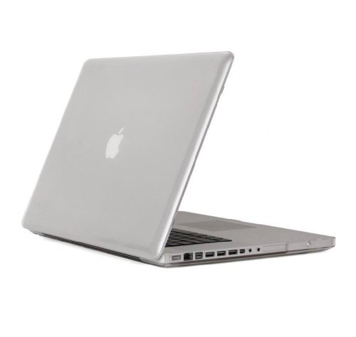 Transparent Clear Crystal See-Through Hard Shell Snap On Case Skin Cover for 13-inch Apple Macbook Pro 13.3 2010/2011&2012 Models