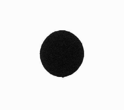 Vega Black Microphone Windsock For V-Tune Helmet