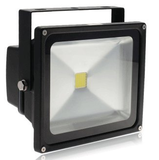 20W LED Floodlight Warm White 150W-200W Equivalent, Non-Dimmable, Ideal Replacement for Halogen, American's LEDs, IP65