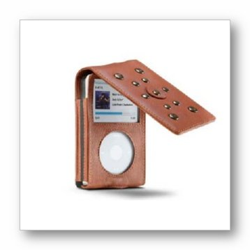 DLO 009-0545 Relaxed Leather Case for 5G iPod Video