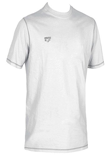 Arena Team Line Conkers Youth's Unisex T Shirt - White 14-15Y