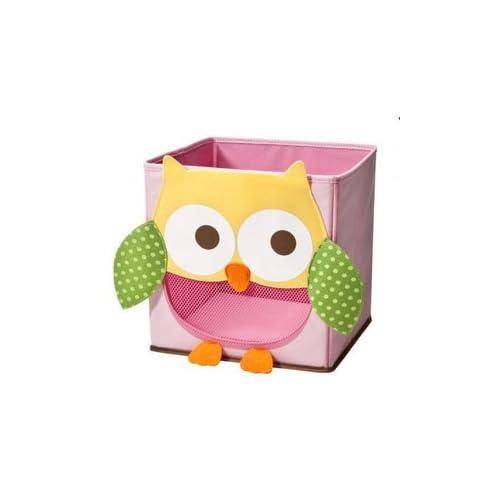 Amazon.com - Circo Owl Fabric Drawer - Storage Drawer Units