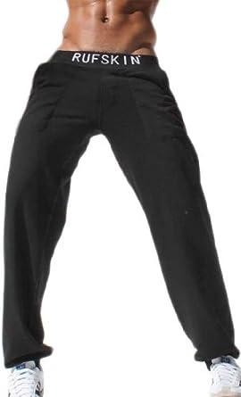 Rufskin Mens Floyd Fleece Retro Sweat Pants by Rufskin