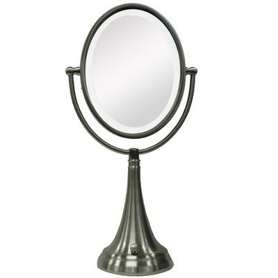 Oval Vanity Mirror With Led Surround Light front-900471