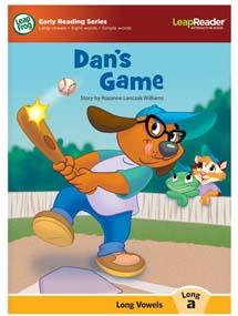"""Dan's Game"" features the long vowel ""a"" sound."