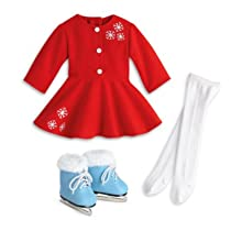 American Girl Maryellen's Ice Skating Outfit