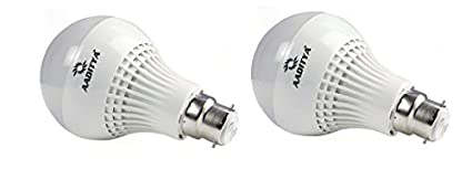 3W LED Bulb (Pack of 2)