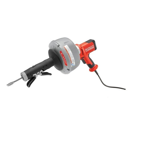 Ridgid 35473 K-45 Drain Cleaner C-1IC Cable w/Bulb Auger (5/16