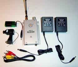 Wireless SPY Color Camera Nanny Cam with Bracket High Quality
