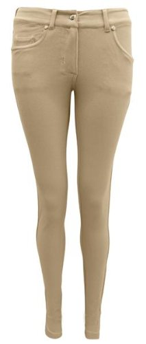Envy Boutique Ladies Skinny Fit Coloured Stretch