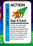Fluxx Zap-A-Card Promo Game Card (ACTION) Works with All Fluxx Games! [Toy]