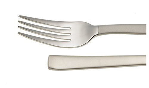 Ginkgo Cassia 20-Piece Stainless-Steel Flatware Set, Service for 4
