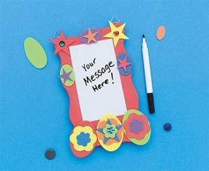 Locker Message Board (Pk/12) - Buy Locker Message Board (Pk/12) - Purchase Locker Message Board (Pk/12) (S&S Worldwide, Toys & Games,Categories,Arts & Crafts,Craft Kits)