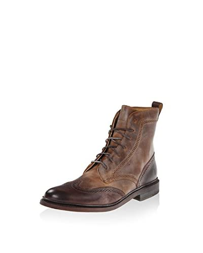 Frye Stivaletto Stringato [Marrone]
