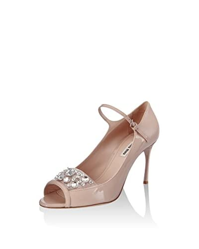miu miu Zapatos peep toe Mary Jane