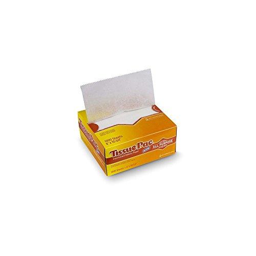 Dixie T6 Lightweight Bakery Wax Paper Tissue 1000 BX