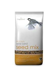Chapelwood 5 kg Wild Bird Seed Mix
