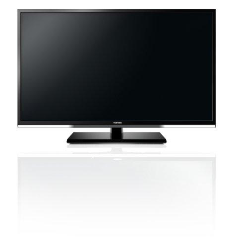 Toshiba 32RL938G 80 cm (32 Zoll) LED-Backlight-Fernseher, EEK A+ (Full HD, 100Hz AMR, DVB-T/C, CI+, WLAN, Smart TV) schwarz