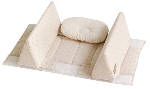 ファルスカ farska ベッドインベッド エイド オーガニック 746113 添い寝 川の字 ママもぐっすり ベビーの眠りを安心サポートオーガニックコットン 使用の プレミアムモデル
