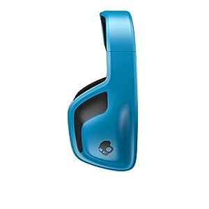 Skullcandy SLYR Gaming Headset, Blue (SMSLFY-012) (Color: Blue)