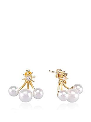 Ingenious Jewellery Pendientes plata de ley 925 milésimas