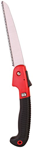 Durable Folding Tree Trimming, Pruning Hand Saw, Rugged Razor Tooth, Trimmer for Gardening, All Purpose, Wood, Bone, PVC. Great for