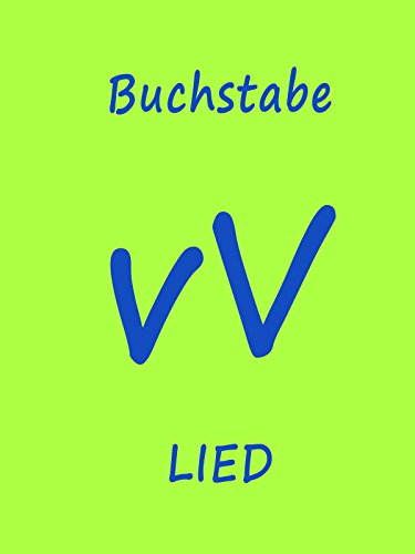 Clip: Buchstabe V Lied : Watch online now with Amazon Instant Video: Lern mit mir on Amazon Prime Instant Video UK