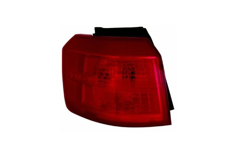 GMC Terrain Driver Side Replacement Tail Light (Gmc Terrain Hubcaps compare prices)