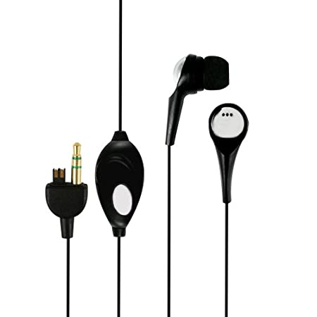 DSi Stereo Earbuds with Mic and Volume Control