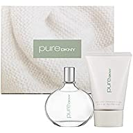 Pure DKNY A Drop of Verbena Gift Set for Women Includes: 3.4 oz EDP Spray + 3.4 oz Body Butter + 3.4…