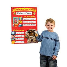 Educational Insights Student Of The Week Pocket Chart - 1