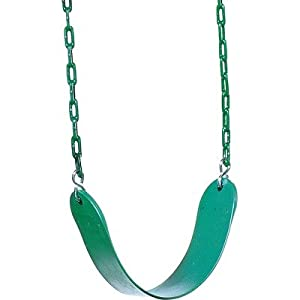 Sling Swing with Chain in Green