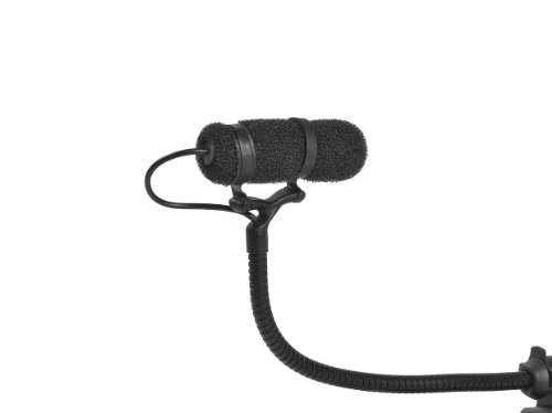 Dpa Vo4099C | D:Vote High-Performance Supercardioid Condenser Clip Microphone For Live Sound And Live Recording With Xlr Adapter (For Cello)