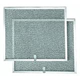 Broan BPSF30 Non-Ducted Filter Set for 30-Inch Allure, 2-Pack