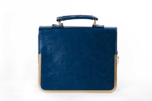 tipsie toes Womens Handbag (Blue)