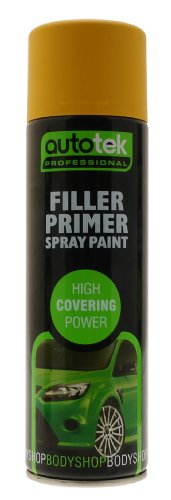 Autotek AT000FP500 500ml Filler Primer Spray Paint