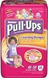 Pull-Ups Girls Training Pants 4T/5T