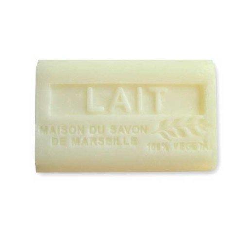 (南仏産マルセイユソープ)SAVON de Marseille ミルクの香り(SP047)(125g)