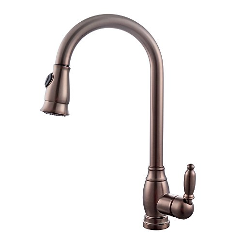 Grohe Oil Rubbed Bronze Pull Down Faucet Oil Rubbed