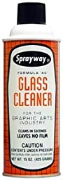 Graphic Arts Glass Cleaner - Case:12